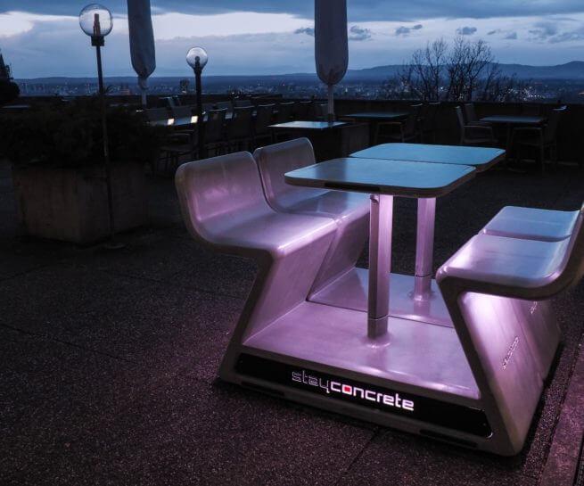 stayconcrete m bel aus beton. Black Bedroom Furniture Sets. Home Design Ideas