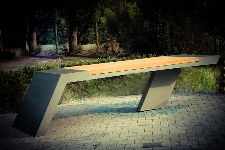 Beton Gartentisch Insideout Stayconcrete